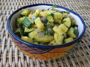 Calabacitas