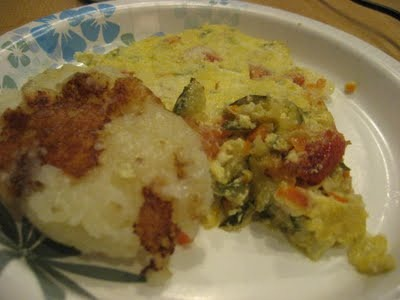 Garden Vegetable Quiche