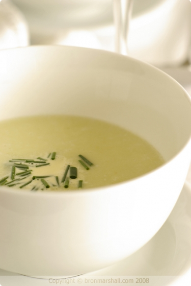 Vegan Thai Summer Squash Vichyssoise