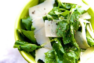 Arugula Salad with Parmesan & Citrus