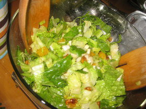Mandarin Orange Salad