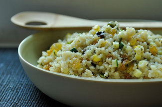 Grains, Couscous, Farro, etc.