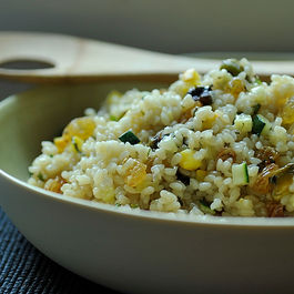 Grains, Couscous, Farro, etc. by figleaf