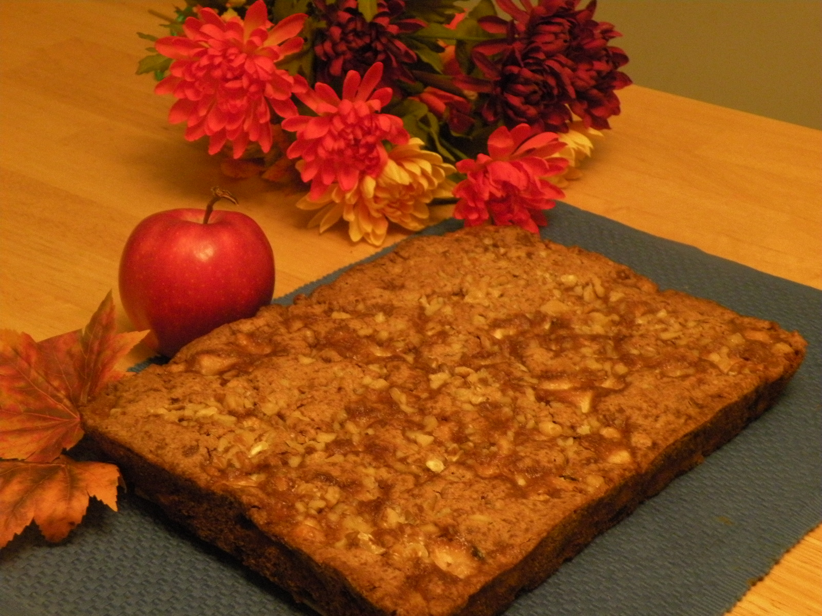 New England Apple Cake