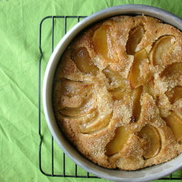 apple cake by barb48
