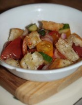 Simple Summer Panzanella