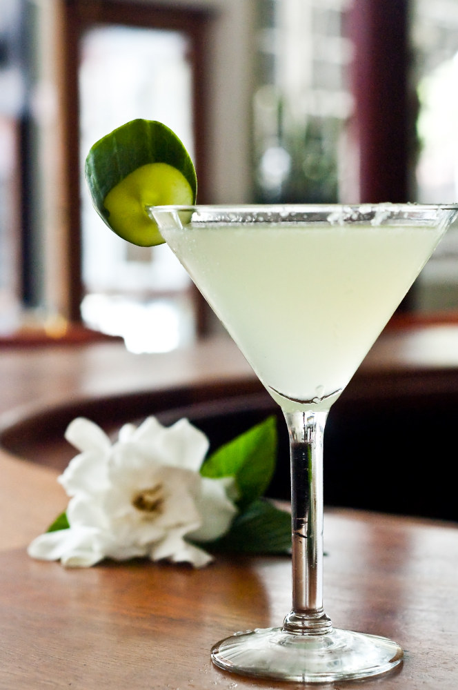 Lotus Cocktail