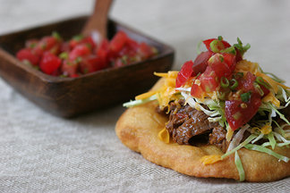 Fry Bread Tacos