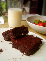Chocolate Calamity Brownies
