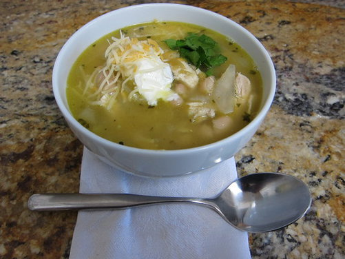 White Chicken Chili Recipe - Group Recipes. We ♥ Food.