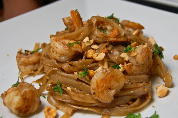 Shrimp Pad Thai Recipe on Food52