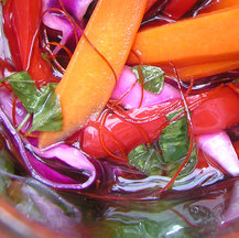 Pack a peck of voil, pickled peppers