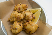Corn Zeppole