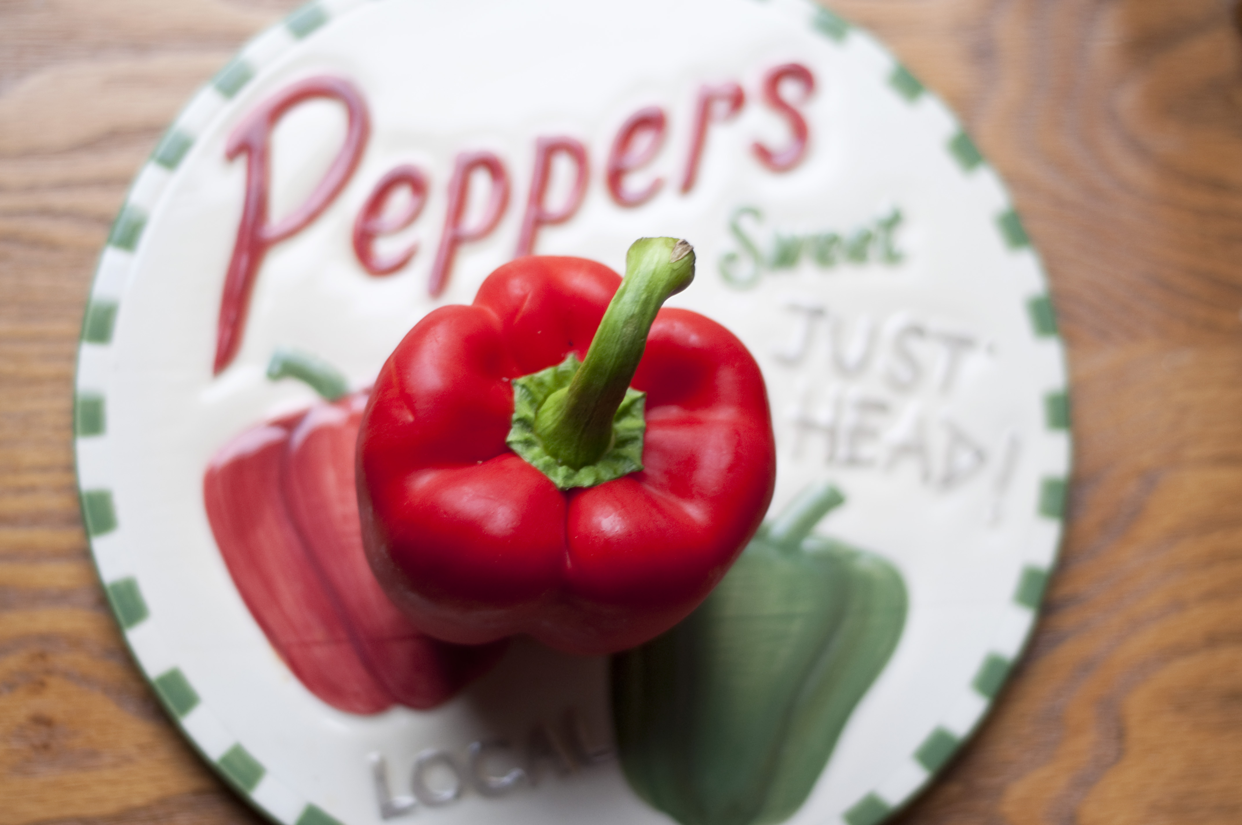 Red Pepper: Three Ways