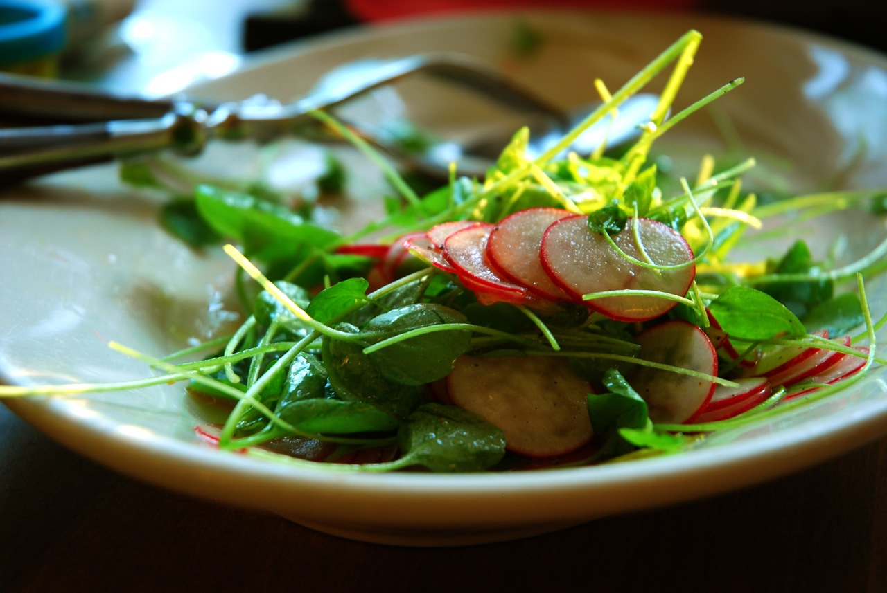 Radish and Cress Side