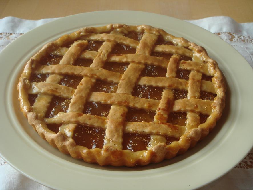 Crostata di Marmelatta di Fico - Fig Jam Italian Pie Recipe on Food52