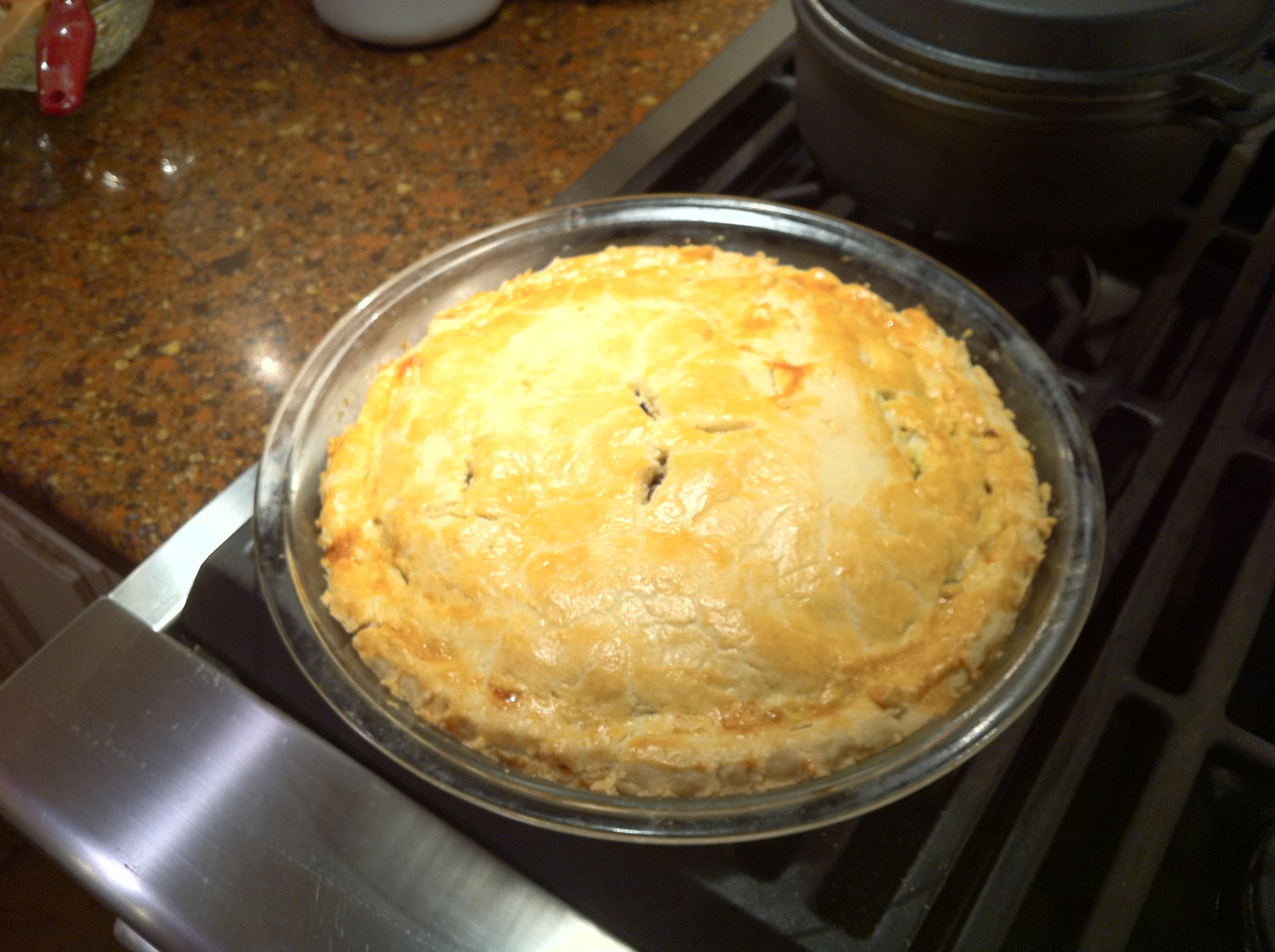 Harvest Chicken Pot Pie