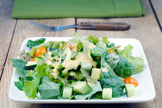 Honey-mustard-dressing
