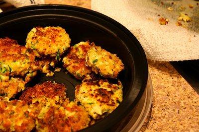 Zucchini Tofu Croquettes recipe on Food52.com