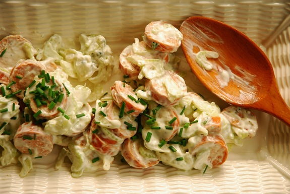 Buffalo_sausage_salad