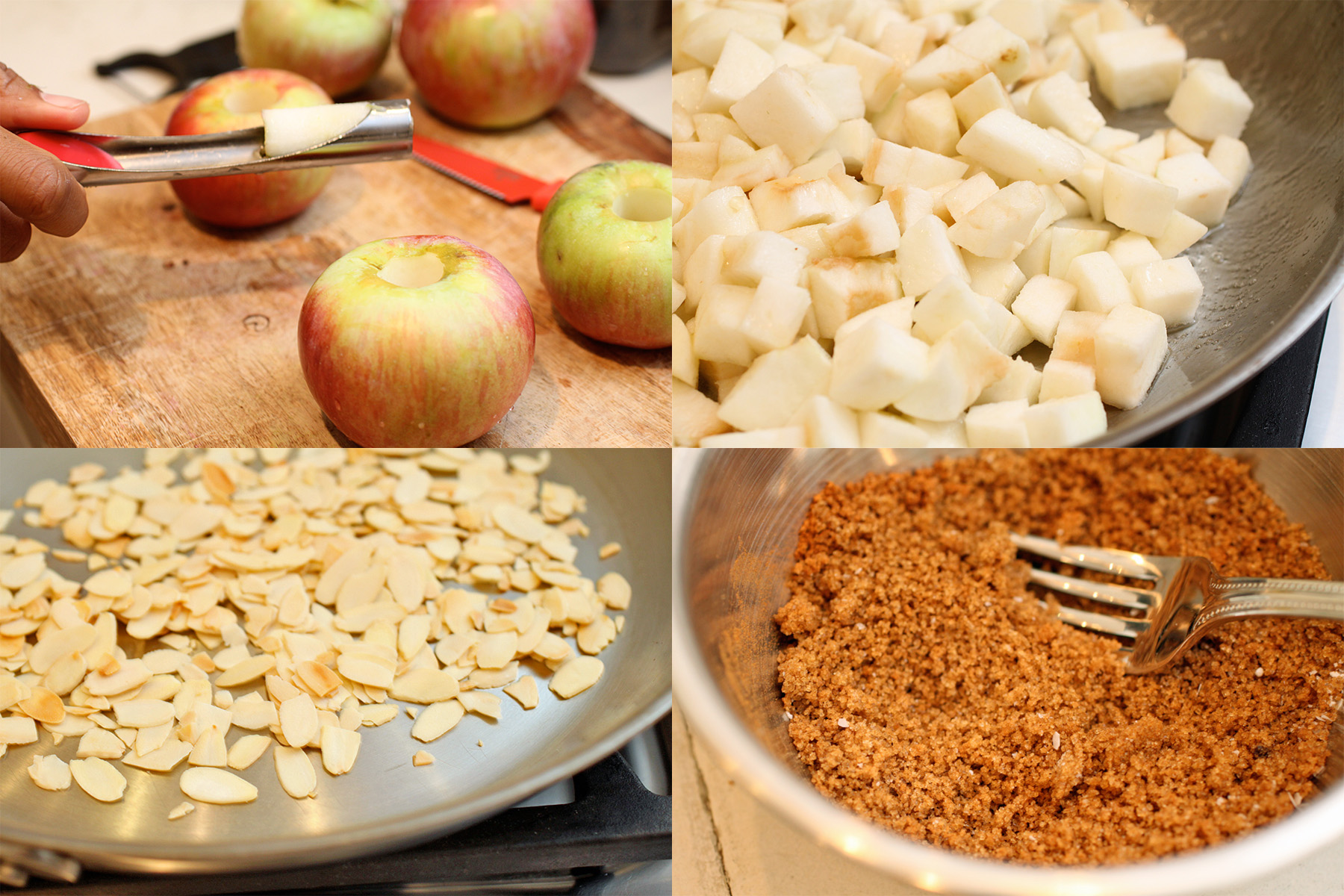 Sweet Apple Couscous