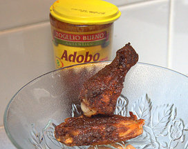 Wings Adobo Olé!