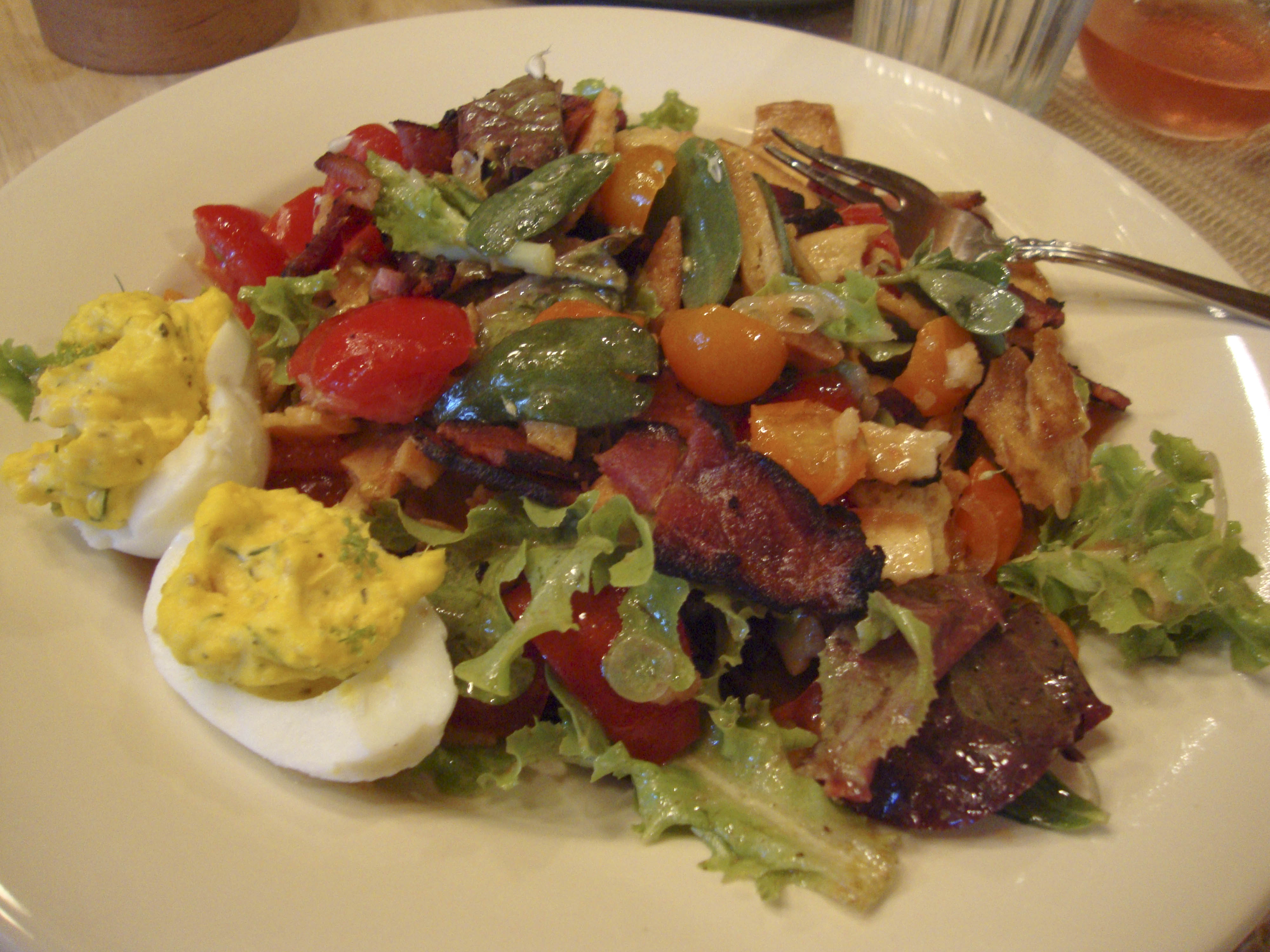 BLT Fattoush