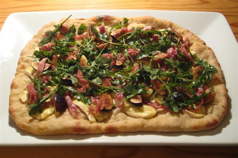 Fig, Brie & Prosciutto Pizza Recipe on Food52