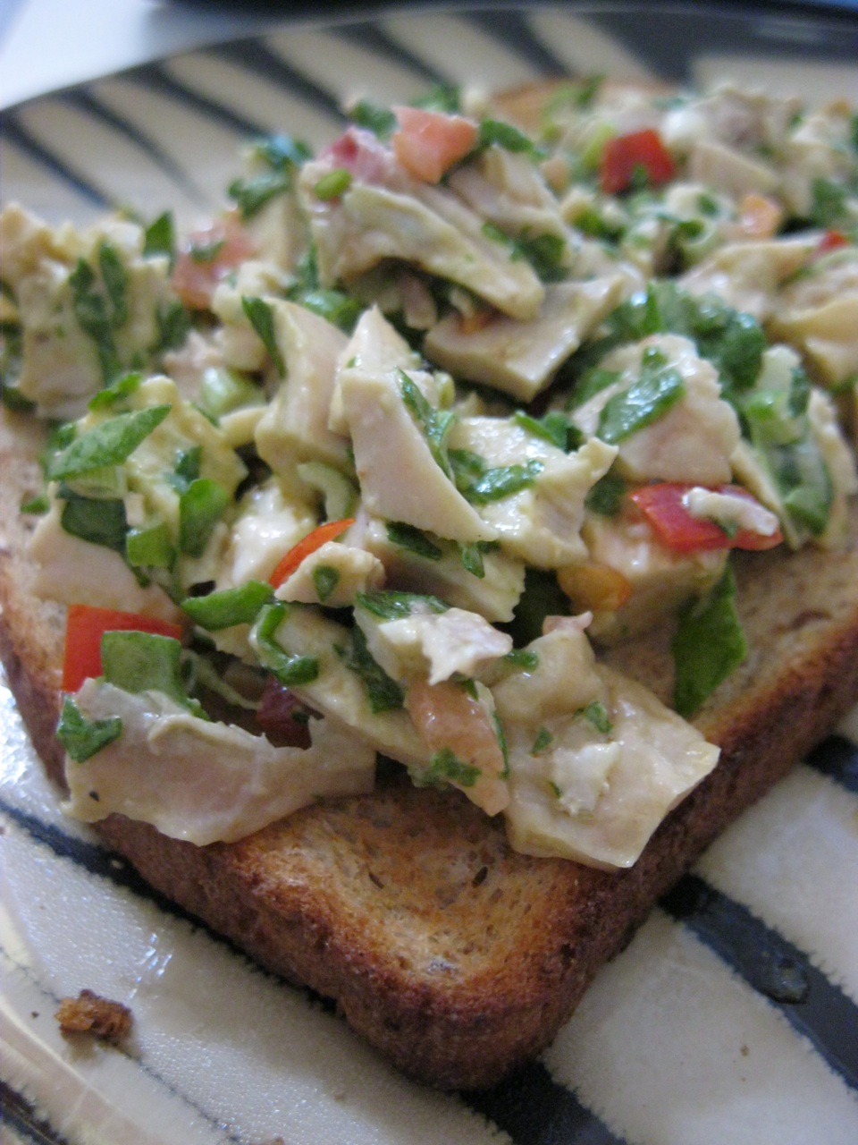 Fresh and Light Chicken Salad