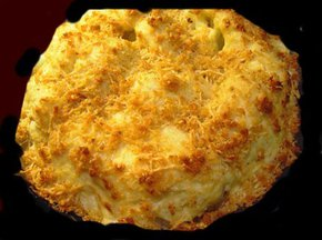 Cheesy Cauliflower Casserole