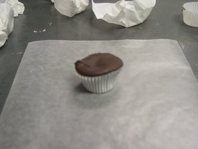 Nut Butter Cups or Cincinnati Buckeyes