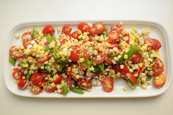 Amagansett_corn_salad