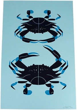 Postercab_bluecrab
