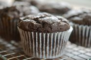Chocolate Persimmon Muffins &amp; Finding the Perfect Fruit