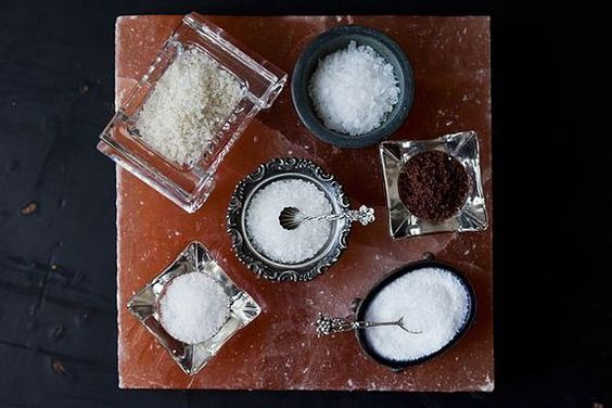 10 Salts to Know