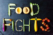 Summer Food Fights: The Highlight Reel