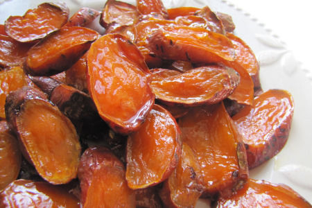 From-scratch-maple-glazed-sweet-potatoes-recipe