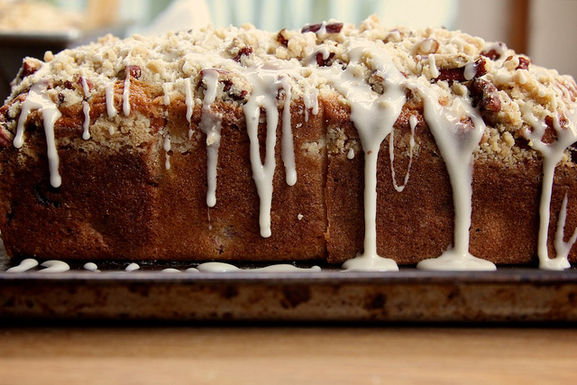 Cranberry-orange-pecan-coffee-cake