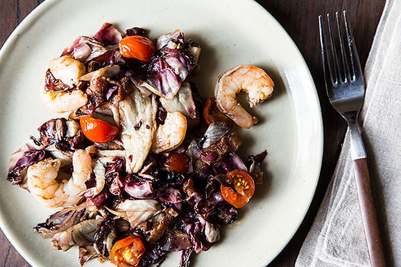 Roasted_radicchio