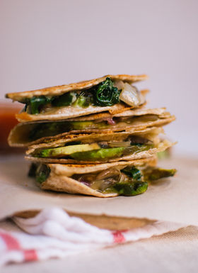 Avocado-mushroom-quesadilla-10