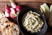 Hummus' Spunky Sister: Lemony White Bean Dip with Herbs