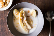 On Bananas (Also, Your Ten-Minute Bowl of Bananas in Coconut Milk)
