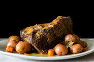 Betty Wason&#x27;s Pot Roast (+ Slow-Cooker Variation from My Mother)