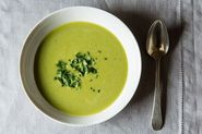 Thai Scented Asparagus Soup