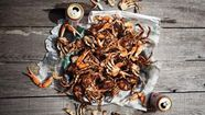 The Brave Home Cook: BBQ Crabs