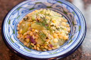 For Your Next Potluck: Lentil and Cucumber Salad