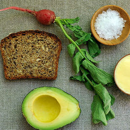 5115-tartine-with-mustard-mayo-and-mashed-avocado-and-radishes-with-butter-and-salt