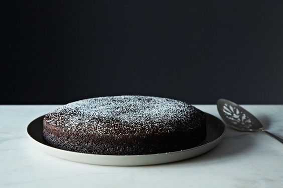 Margaret Fox's Amazon Chocolate Cake