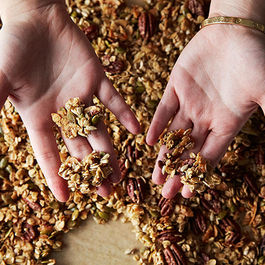 How to Get Clumps in Your Granola