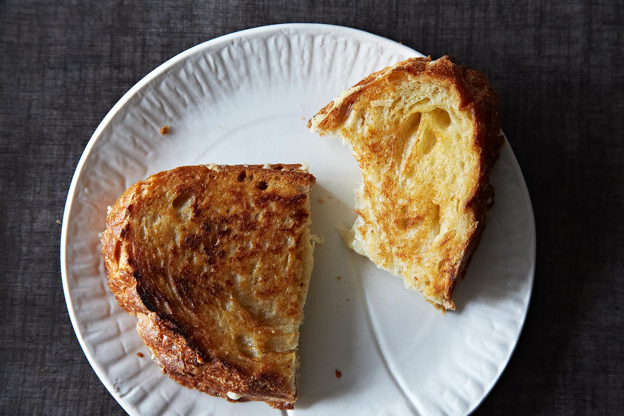 How to Make a Grilled Cheese Sandwich - Sandwich Recipes